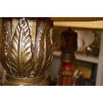 Image of Italian Florentine Standing Lamps - Pair