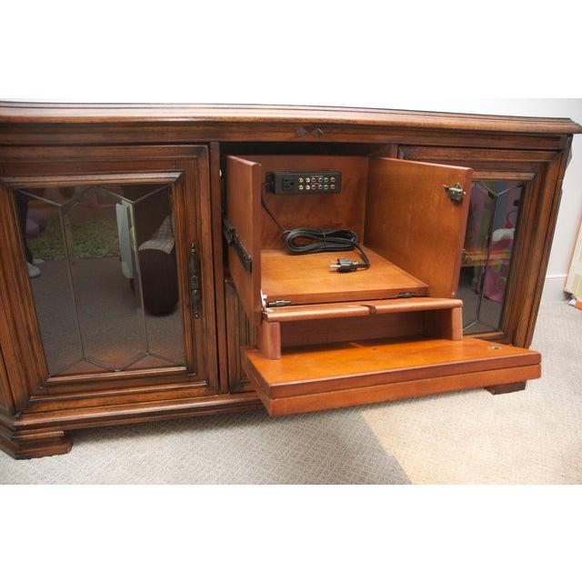 Aspen Home Barolo Collection Media Console Cabinet - Image 8 of 8