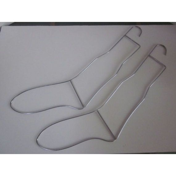Two Modernist Wire Stocking Sock Forms - Image 2 of 6