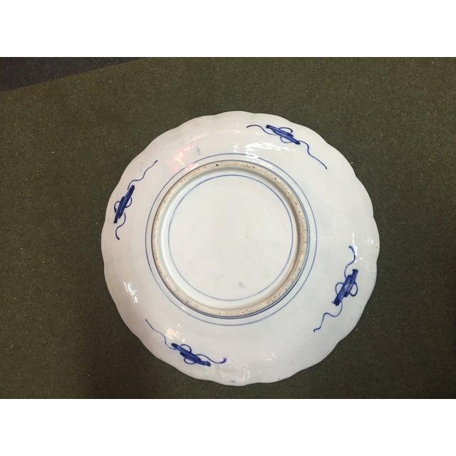 Japanese Imari Porcelain Charger - Image 10 of 10