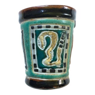 George Johnson Ceramic Cup