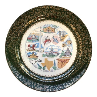 Vintage Texas State Plate