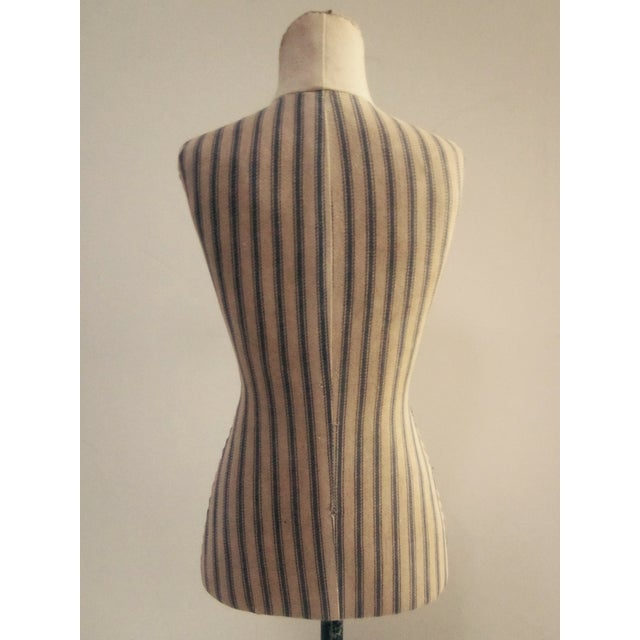 Antique French Miniature Dress Form Mannequin - Image 7 of 11