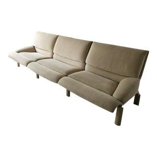 Saporiti Beige Upholstery Sofa