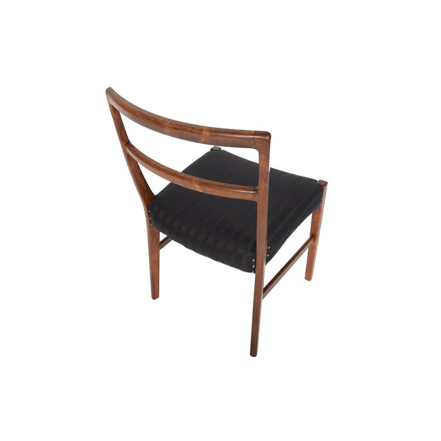 Harry Østergaar Rosewood Dining Chairs - Set of 6 - Image 3 of 10
