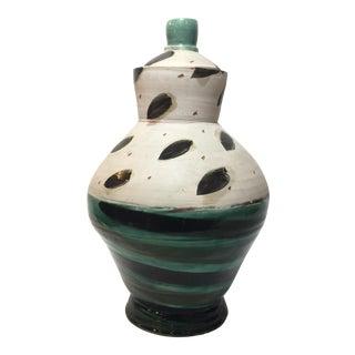Large Modern Ceramic Vase