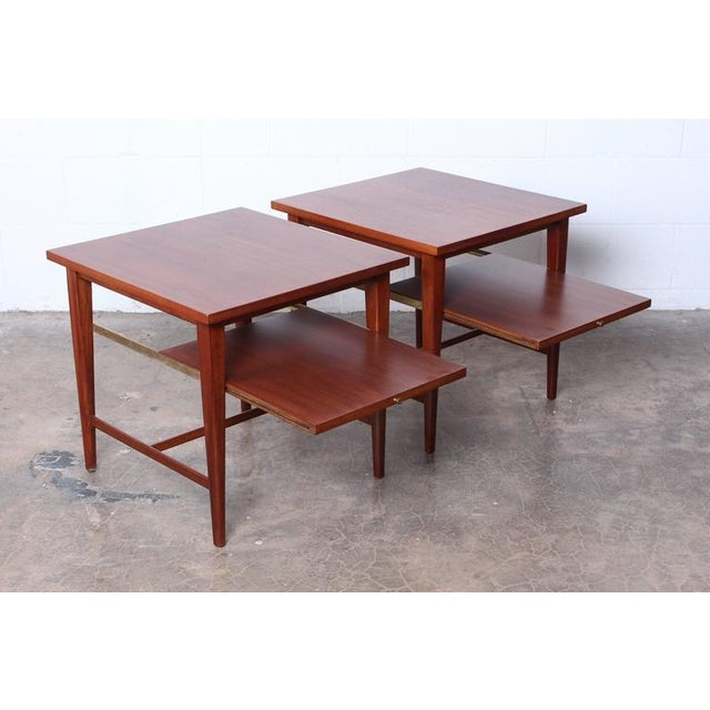 Pair of End Tables by Paul McCobb for Calvin - Image 9 of 10