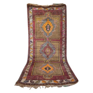 Turkish Anatolian Runner - 5'3 x 11'5""
