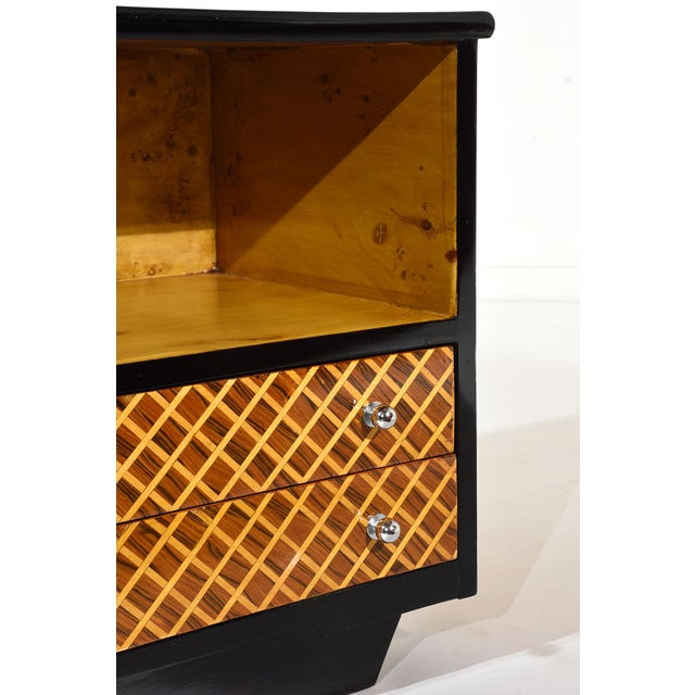 Pair of Mid-Century Modern Nightstands or Side Tables - Image 8 of 10