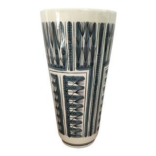 Mid-Century Herman Sanders Royal Delft Vase