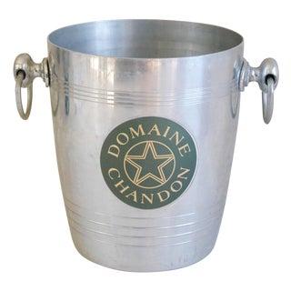 Mid-Century Domaine Chandon Wine Chiller Bucket