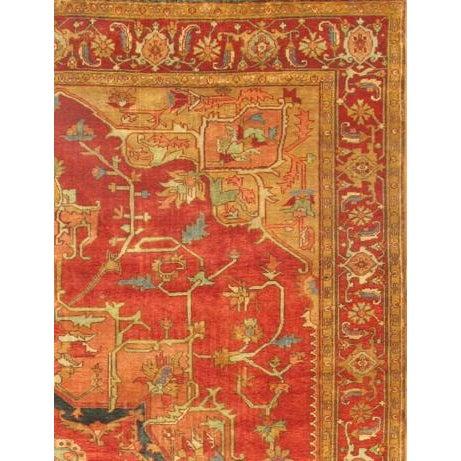 "Image of Pasargad Serapi Collection Rug - 3'11"" X 5'9"""