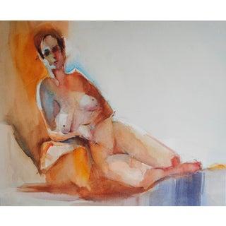 Original Figurative Watercolor