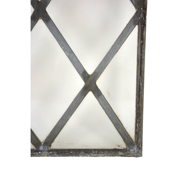 European Cottage Leaded Glass Window I - Image 2 of 4