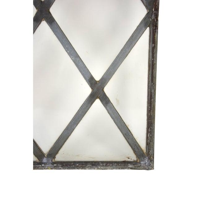 Image of European Cottage Leaded Glass Window I
