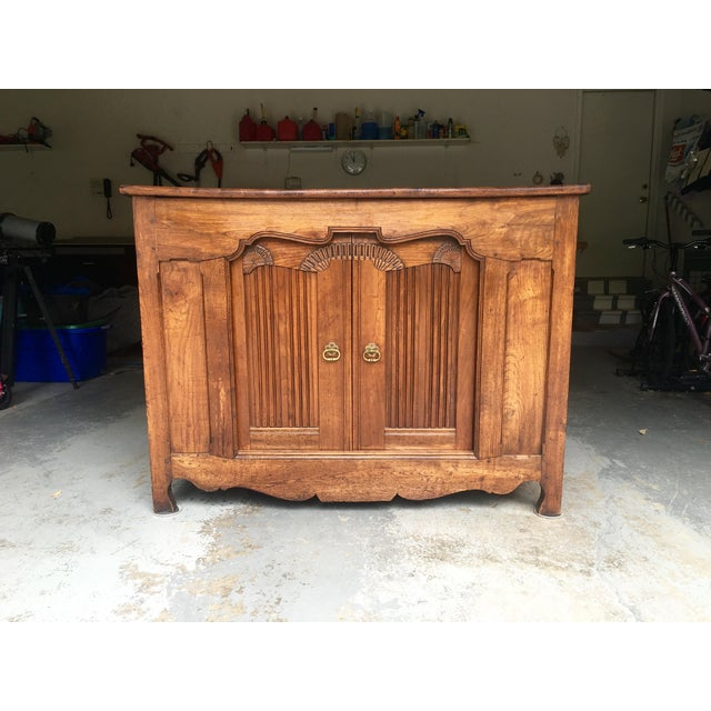 19th-Century Buffet Cabinet - Image 2 of 6