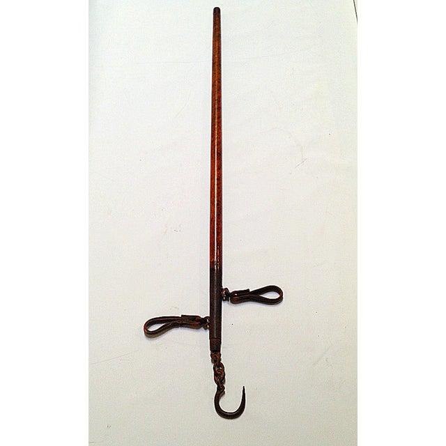 Image of Meiji Period Hearth Hook