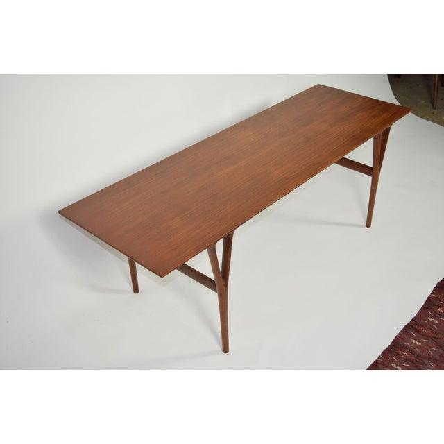Coffee Table by Helge Vestergaard-Jensen - Image 4 of 8