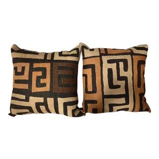 """19"""" Kuba Pillows - Set of 2"""