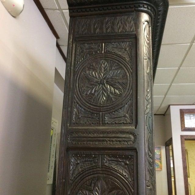 Cabinet - Antique Cabinet Circa 1850 - Image 6 of 10