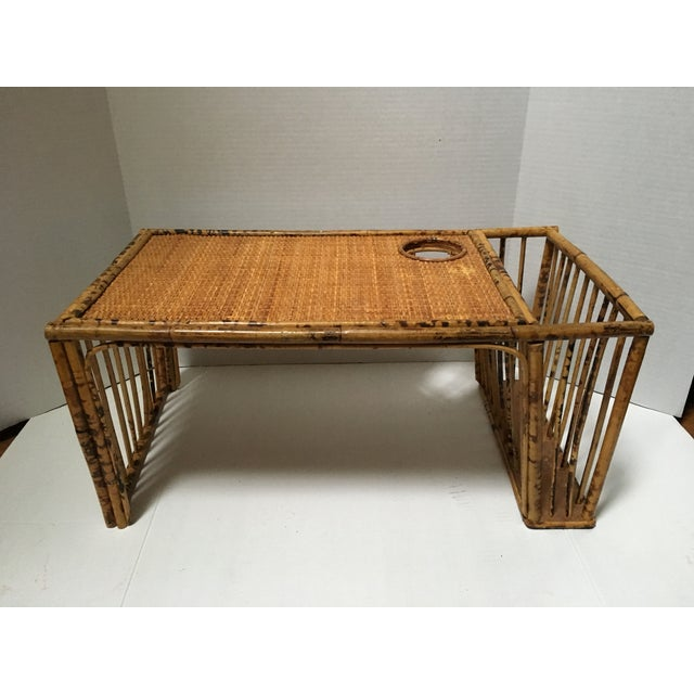 Rattan Serving Bed Tray - Image 3 of 9