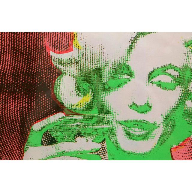 """The Marilyn Monroe Trip - 2"" Original 1968 Serigraph by Burt Stern - Image 4 of 6"