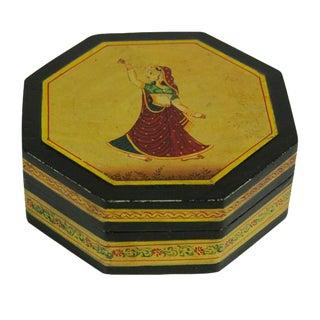 Heet Mughal Painted Box