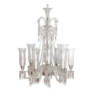 Philippe Starck for Baccarat / Zenith Long 12-Light Chandelier