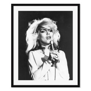 """Debbie Harry"" Framed Photography by Hulton"