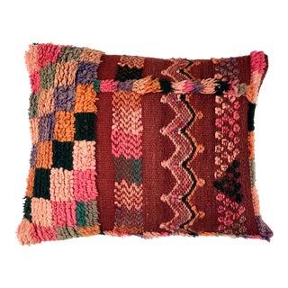 Vintage Moroccan Berber Pillow