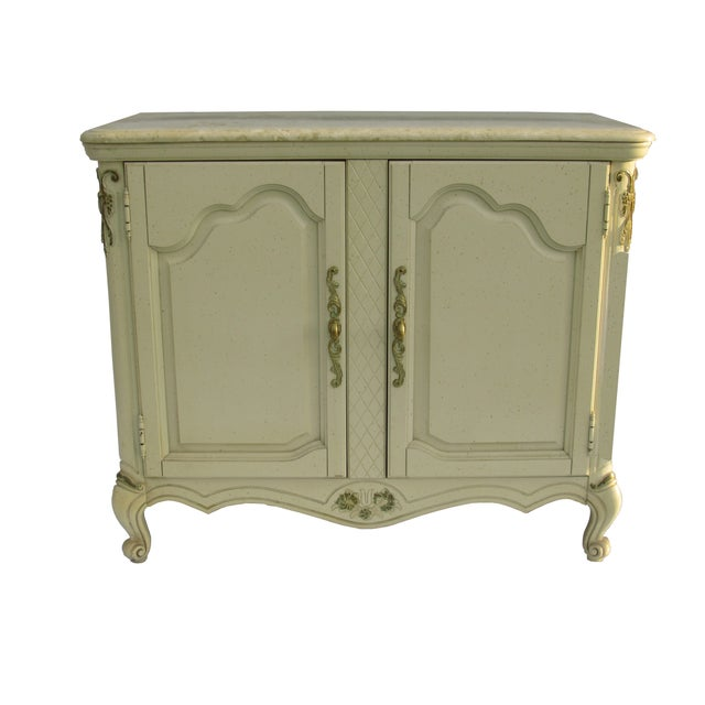 Bassett Mid-Century French Provincial Server - Image 1 of 10