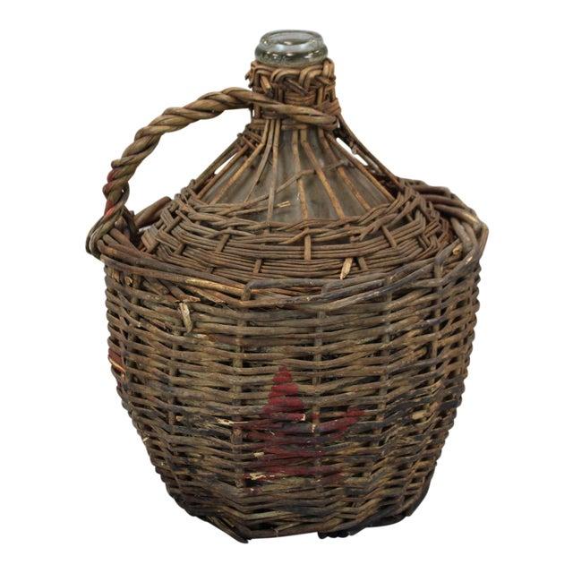 What? consider, Vintage wine basket bottle were visited