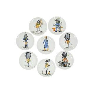 Bucciarelli Italian Coasters - Set of 8