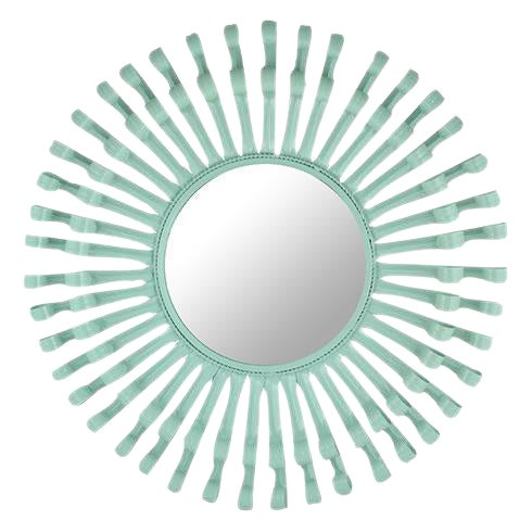 Selamat Designs Florence Broadhurst Mayfair Swirls Mirror - Image 1 of 2