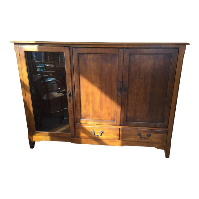 Pennsylvania House Solid Wood Armoire - Image 1 of 4