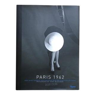 """Paris 1962"" Yves Saint Laurent & Christian Dior"""