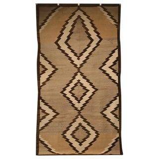 American Navajo Indian Ganado Rug