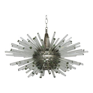 1960s Bakalowits and Sohne 'Miracle' Crystal Chandelier