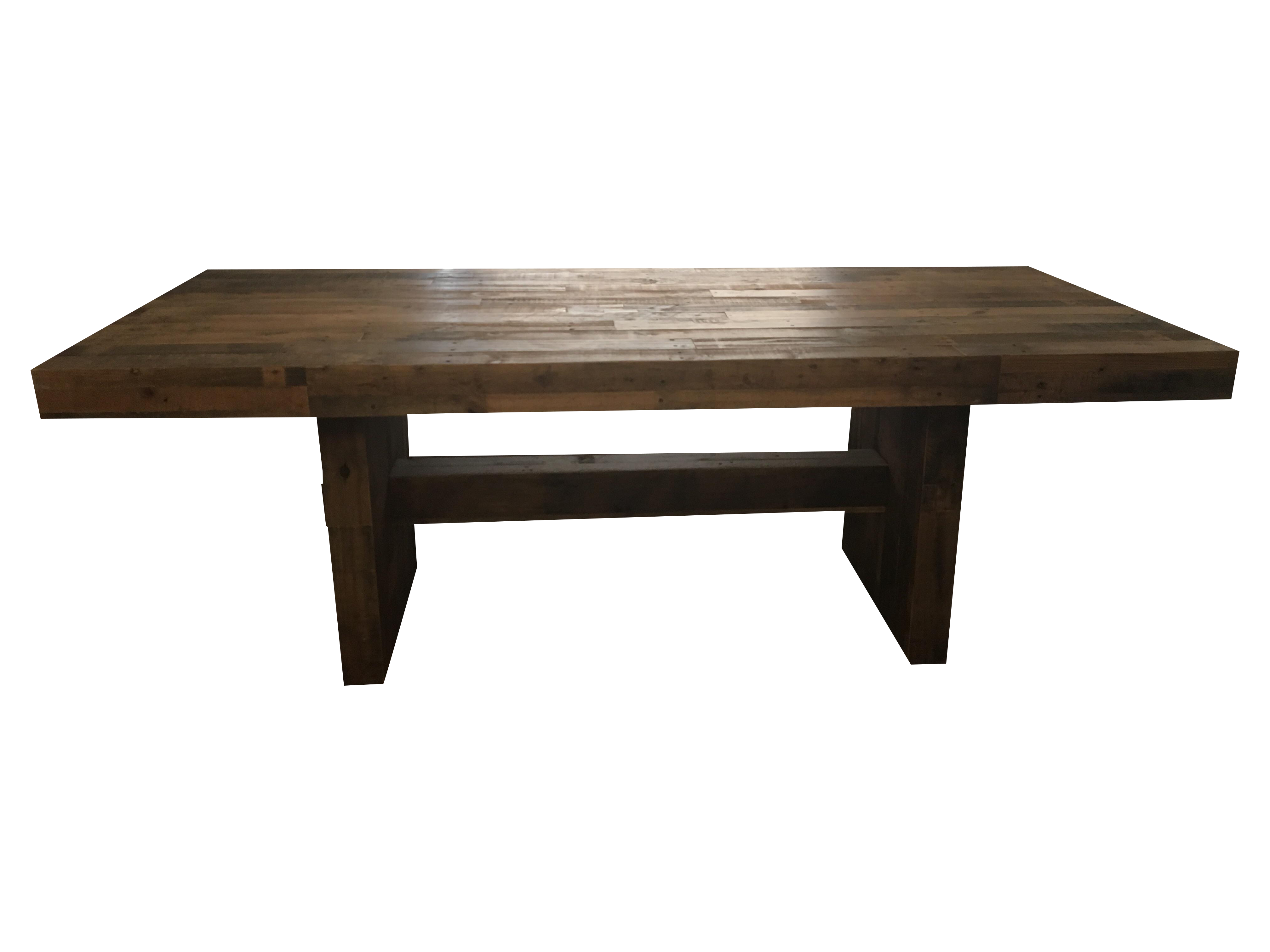 West Elm Emmerson Reclaimed Wood Dining Table Chairish : bf05e51d 4147 49ed a05a 77e8834ff580aspectfitampwidth640ampheight640 from www.chairish.com size 640 x 640 jpeg 19kB