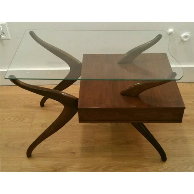 Kagan-Style Biomorphic Side Tables - A Pair - Image 6 of 6