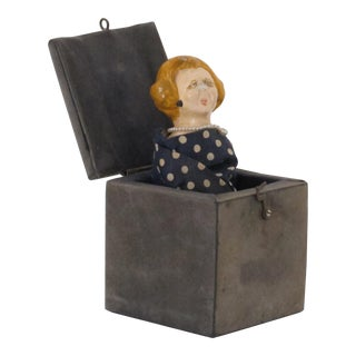 Margaret Thatcher The Iron Lady Pop Up Toy