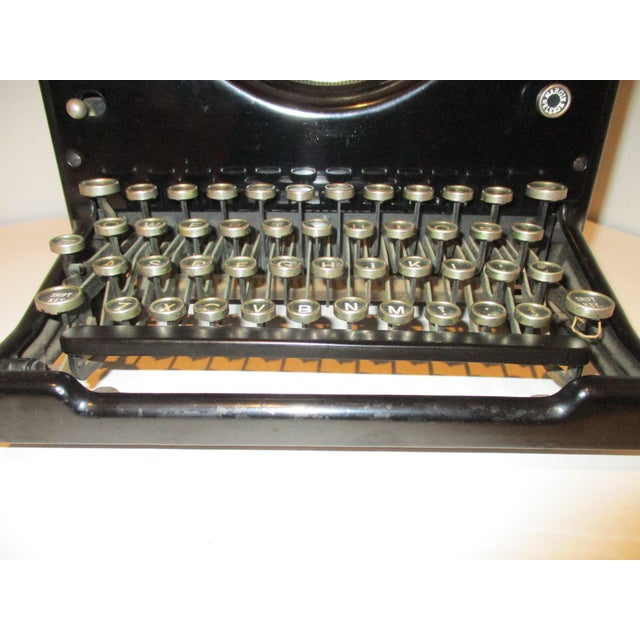 Vintage Royal Typewriter With Glass Side Panels - Image 5 of 11