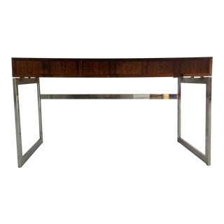 Milo Baughman Rosewood Writing Desk
