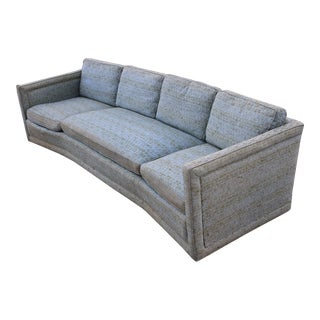 Erwin Lambeth Curved Sofa