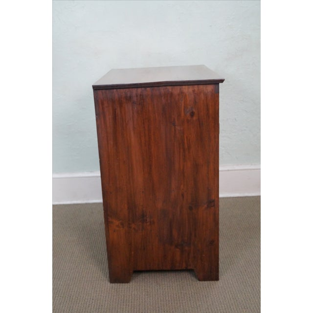 CG Derstine Bucks County Hand Crafted Pine Cabinet - Image 8 of 10
