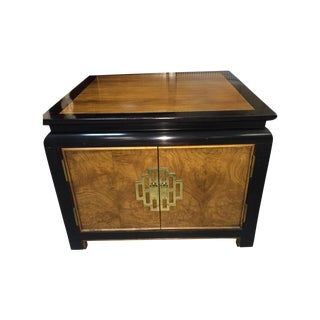 Century Furniture Hollywood Regency End Table