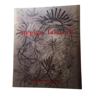 'Stephen Talasnik Marlborough Chelsea' Book