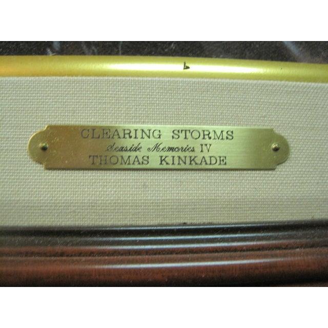 Thomas Kinkade Hand Touched Giclee - Image 3 of 7