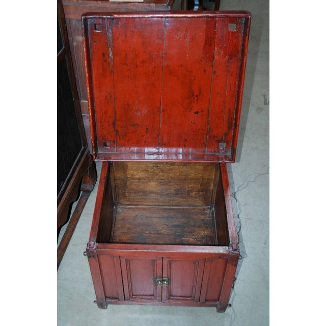 Chinese Peddler's Tray Table - Image 7 of 8