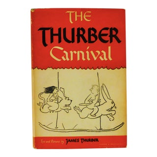 'The Thurber Carnival' Hardcover Book